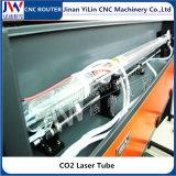 La machine 1325 de découpage de laser de CO2 de non-métal pour l'acrylique vêtx des forces de défense principale de tissu