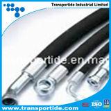 Stahldraht-hydraulischer Gummischlauch