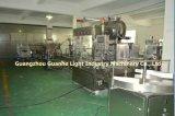 Machine de remplissage liquide automatique avec la ligne de écriture de labels recouvrante (GHAPL-)