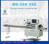 Ald-350bの食糧のための水平の枕パッキング機械