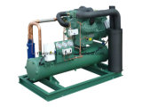 冷凍装置の低温の圧縮機の単位