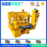 機械を作る移動式ブロック機械Qmy4-30A具体的な卵置くブロック