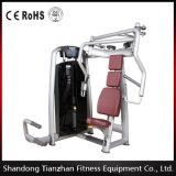 Equipamento de Ginásio Fitness / Assentado Peito Pressione