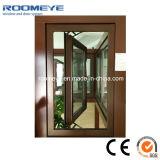 Alu-Wood fenêtre battant avec haute qualité