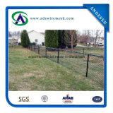 9 Gauge Woven Chain Link Fence Wire Mesh Fence Chain Link Fencing