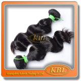 Paquets lâches brésiliens bon marché de cheveux de vague
