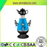 Classic Samovar électrique en acier inoxydable russe avec thermomètre