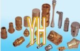 Steel et Brass inoxidables Machining Partie (X33)