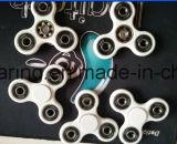 Hand Spinner ABS Plastic Spinner Fidget com rolamentos de rolo de brinquedo 608