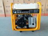 3kw 전기 시작 RCD를 가진 휴대용 가솔린 발전기 휘발유