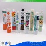 Verpacken- der Lebensmittelgefäß-pharmazeutische Salbe-Sahne-leeres zusammenklappbares Aluminiumgefäß