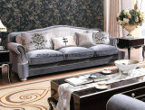 居間の家具のための標準的なファブリックソファー