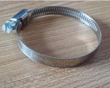 Clips inoxidables y de acero de la venta caliente del manguito con alta calidad