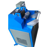 Doppelte Kapazitäts-Plastikfilme des Stadiums-200-300kg/H/Flaschen/Beutel, die Maschinen-Zeile aufbereiten