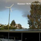 세륨 승인되는 작은 & 중형 바람 태양 혼성 시스템 터빈 발전기