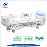 Electric cama de hospital con la función de cinco