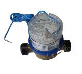 Mètre d'eau chaud de /Cold de cadran simple de sécheur à jets d'air avec la sortie R160 de Pluse