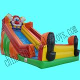 Diapositiva inflable (SL-064)