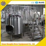 De Kleine Apparatuur van het Bierbrouwen van de ambacht, - Met maat Bier die Systeem maken
