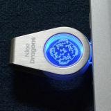 Kundenspezifisches Firmenzeichen-Drucken der USB-grelles Platte-USB3.0 USB2.0