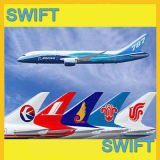 Transporte aéreo de Ningbo/Shanghai a Valencia, Barcelona, Madrid, España