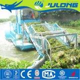 Nave automática llena de la limpieza del río de la eficacia alta/máquina segador acuática de Weed