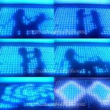Luzes de cortina de vídeo a cores Full Color RGB 3in1 LED