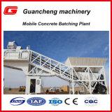Impianto di miscelazione del cemento mobile cubico del tester 50 sulla vendita