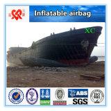 Nave de lanzamiento de goma marina Airbag