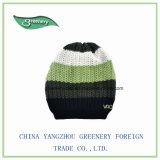 Sombrero multicolor hermoso del Knit del invierno del bordado de la manera