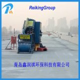 Straßendecke-bewegliche Granaliengebläse-Maschine/Sand-Bläser