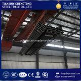 SAE1045 tube carré 100X100 pour la construction