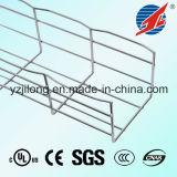 ステンレス鋼の金網の適用範囲が広いケーブル・トレー