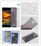 2013 Venda quente mais recente telemóvel caso Alcatel um ídolo de toque/6030d