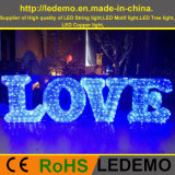 СИД Decorative 3D Character Light (3D-LOVE)