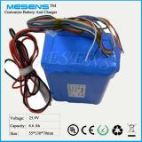 25.9V/24V 6600mAh Li-Ionbatterie-Satz