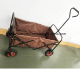 Europe Salable imperméable Oxford Cloth Foldable Beach ou Shopping Wagon Cart
