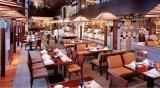 レストランの家具セットかホテルの家具またはRoomfurnitureを食事するか、または家具セットを食事するか、または食事すること椅子および表(GLCT-009)を