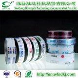 알루미늄 단면도 또는 알루미늄 격판덮개 알루미늄 플라스틱 널 또는 나무를 위한 PE/PVC/Pet/BOPP/PP 보호 피막 곡물 단면도