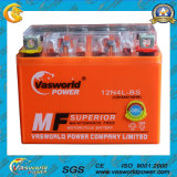 Gel recarregável Motorcycle Battery 12V4ah 12n-4L Compact Size Battery Selling a India