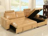 Sofás caseros del Recliner del cuero de los muebles (Y962)