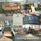 Machine de compositeur de placage de faisceau de moteur servo de machines de travail du bois de commande numérique par ordinateur