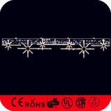 Motif LED éclairé pour la décoration de la rue de Noël