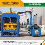 Máquina concreta do bloco do bloqueio Qt4-24
