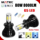 Faro H1 H3 H7 H11 H13 9004 di Matec G5 LED della fabbrica quinto faro LED dell'automobile 9005 9006 9007 H4