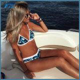Нижнего белья Beachwear Swimwear Бикини способа женщин Swimsuit дешевого установленный