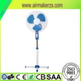 16 Zoll-elektrischer Standplatz-Ventilator für Afrika-Märkte mit SAA/Ce/GS