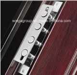La meilleure qualité de la porte d'entrée métallique en acier de sécurité extérieure (WS-132)