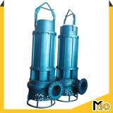 Bomba de sução submergível centrífuga principal da pasta de mineral 150m