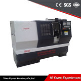中国大きく頑丈な水平CNCの旋盤Ck6150t